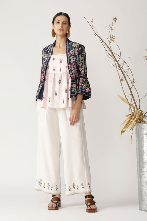 Beech Embroidered jacket