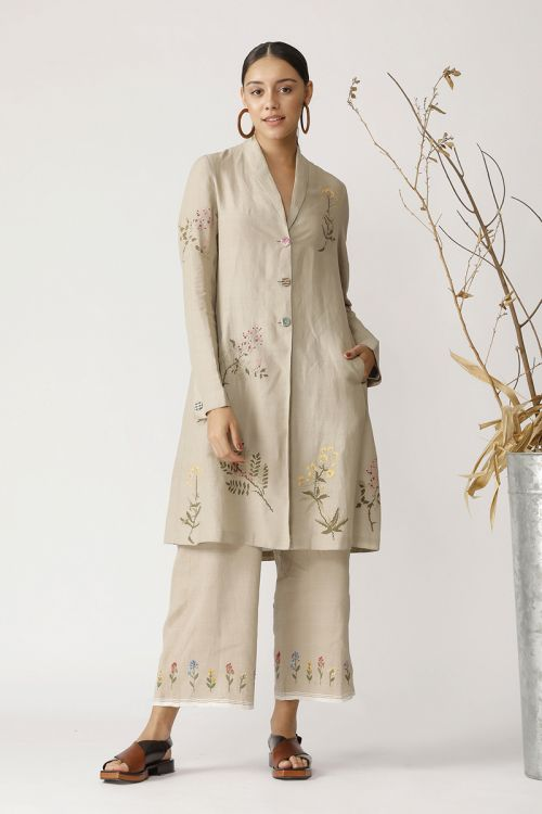 Aspen Embroidered pant