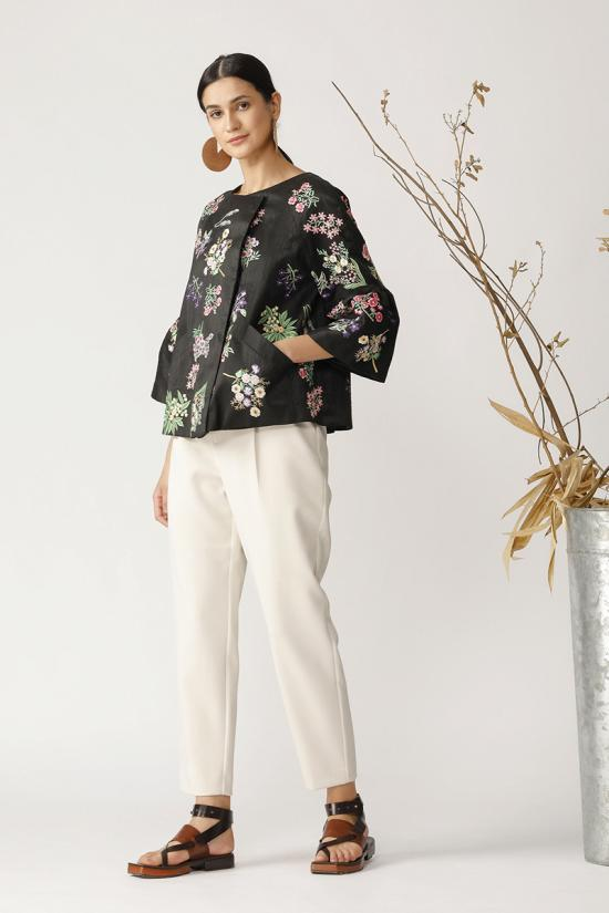 Sallow Embroidered jacket