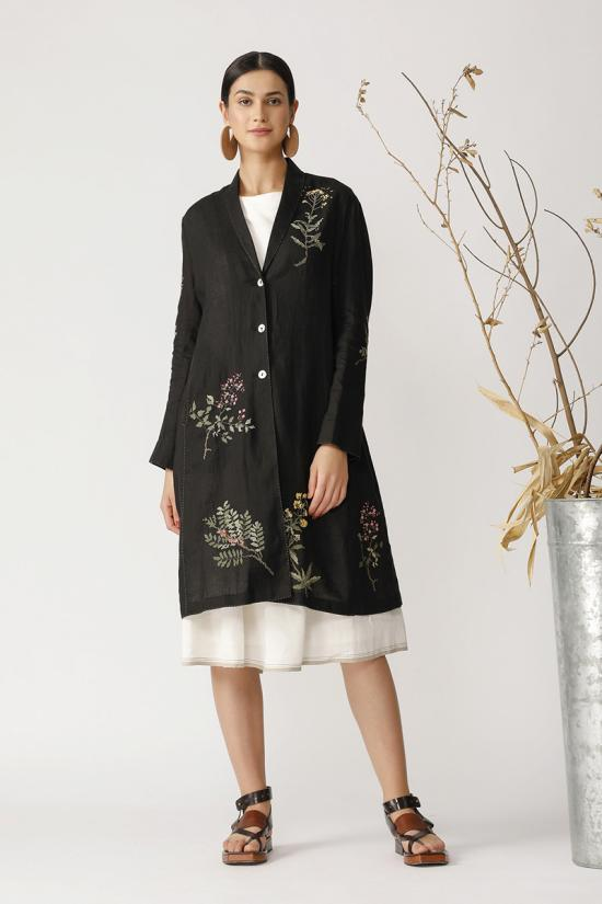 Holly Embroidered jacket